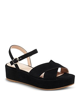 kate spade new york - Women's Bunton Strappy Platform Sandals