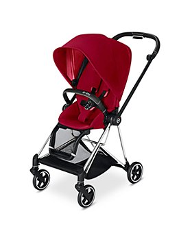 Cybex - Mios 2 Stroller with Chrome Black Frame