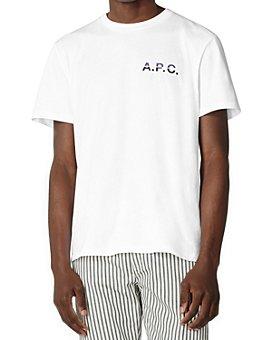 A.P.C. - Logo Tee