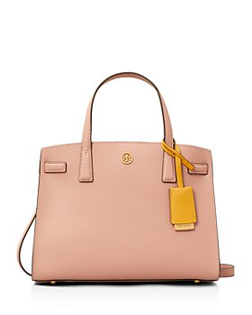Tory Burch - Walker Small Leather Satchel