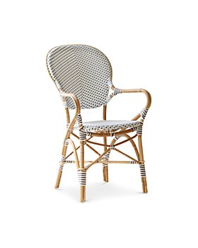 Sika Design - Isabell Rattan Bistro Armchair