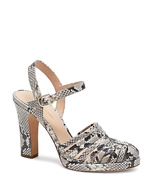 Kate Spade KATE SPADE NEW YORK WOMEN'S CAMPANIA STRAPPY HIGH HEEL SANDALS