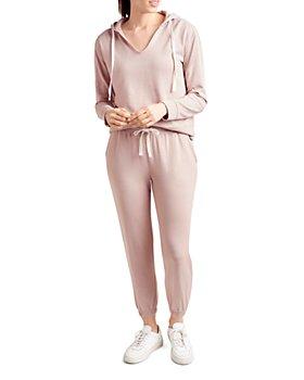 Splendid - Hooded Sweatshirt & May Sweatpants