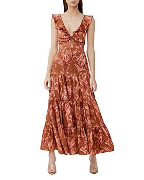 Significant Other - Soller Printed Maxi Dress