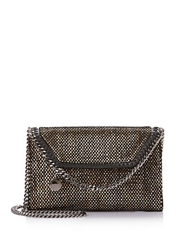 Stella McCartney - Falabella Woven Mini Crossbody