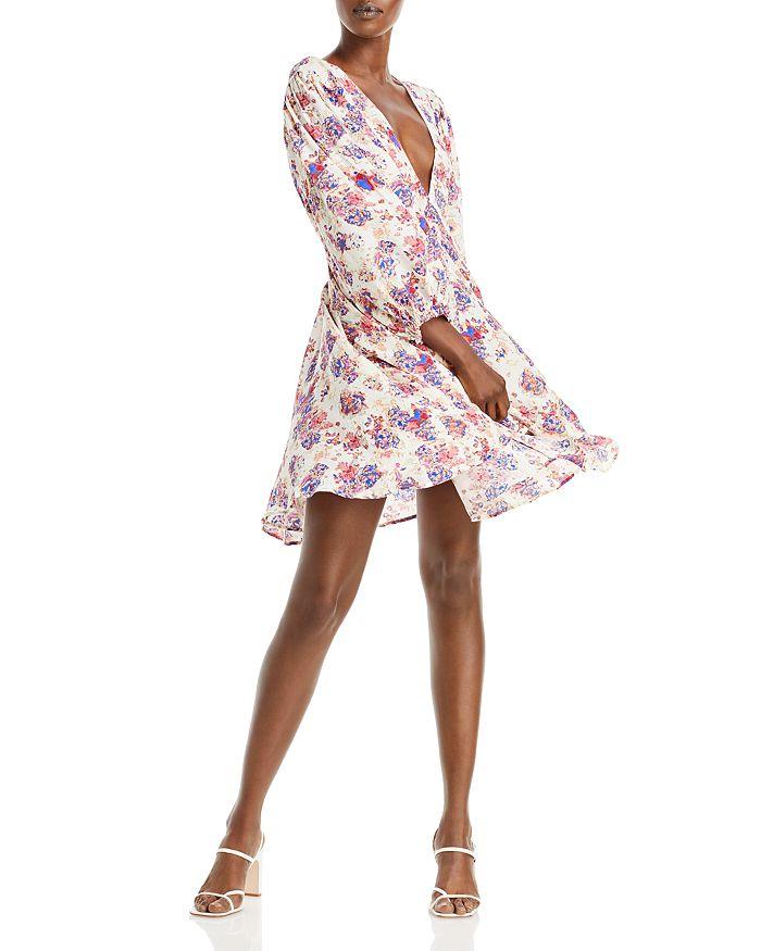 IRO - Gallery Printed Dress