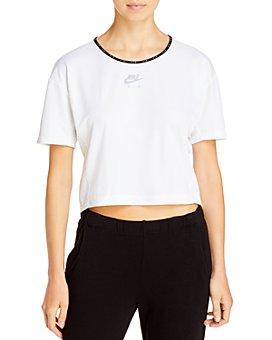 Nike - Cropped T-Shirt