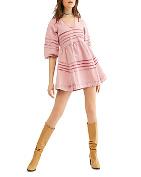 Free People - Sweet Surrender Mini Dress