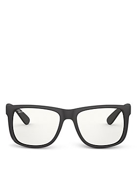 Ray-Ban - Unisex Everglasses Square Clear Glasses, 53mm