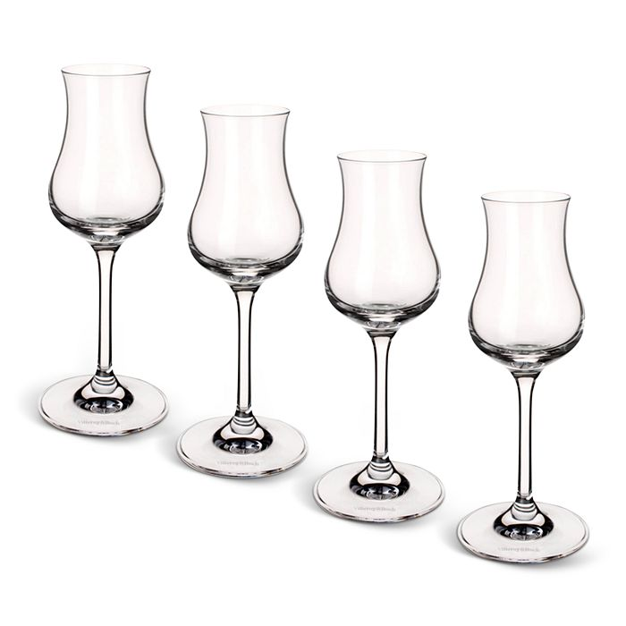 Villeroy & Boch - Entree Sherry Goblets, Set of 4