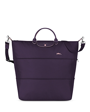 Longchamp Le Pliage Club Expandable Large Nylon Travel Bag