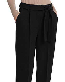 Theory - Admira Sash Tie Pants