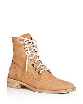 Freda Salvador - Women's Ralf Combat Boots