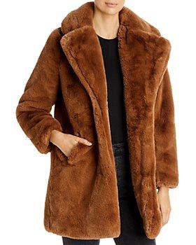 Apparis - Sasha Faux Fur Coat