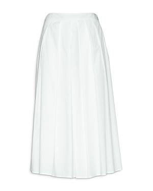 Fabiana Filippi Pleated Midi Skirt-Women
