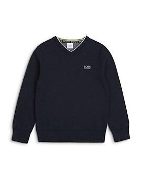 BOSS Hugo Boss - Boys' V Neck Sweater - Big Kid