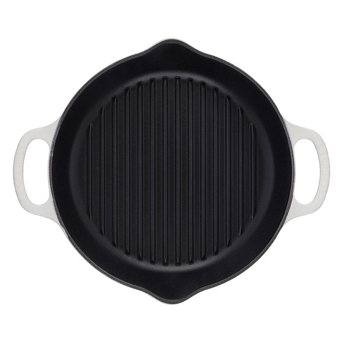 "Le Creuset - 9.75"" Deep Round Grill"