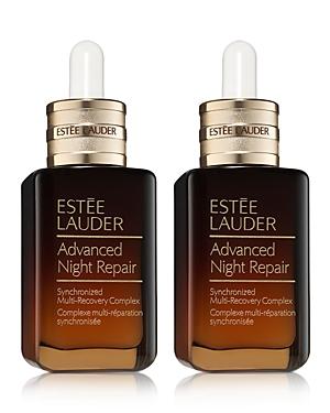 Estee Lauder Advanced Night Repair Synchronized Multi-Recovery Complex Serum Duo