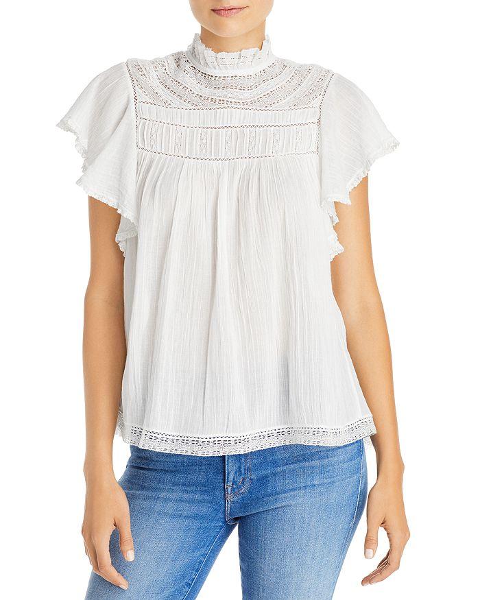 Lini Ileana Top - 100% Exclusive In White