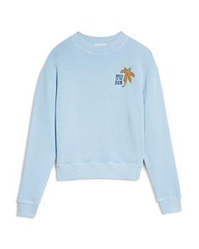 Sandro - Sunn Embroidered Sweatshirt