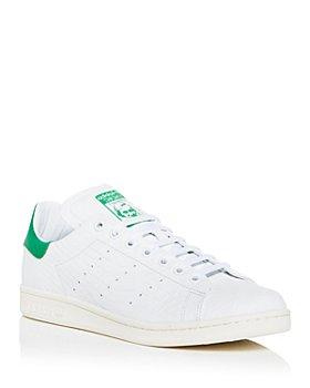 Adidas - Men's Stan Smith Recon Croc Embossed Low Top Sneakers