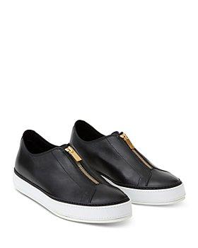 Lafayette 148 New York - Women's Selby Zip Sneakers