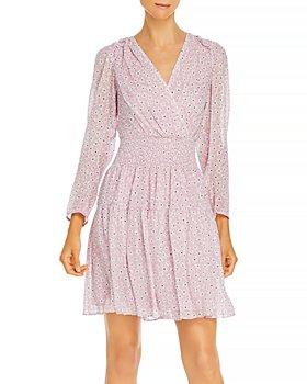 Rebecca Taylor - Star Smocked Dress