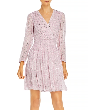 Rebecca Taylor Star Smocked Dress-Women