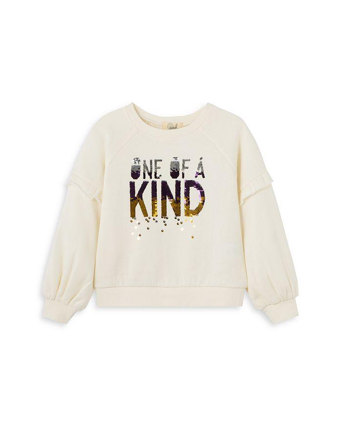 Peek Kids - Girls' Fatima One Of A Kind Sweatshirt - Little Kid, Big Kid