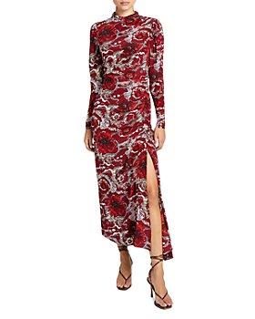 A.L.C. - Isabella Printed Maxi Dress