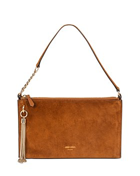 Jimmy Choo - Callie Mini Suede Hobo
