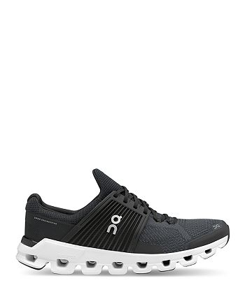 On - Men's Cloudswift Lace Up Running Sneakers
