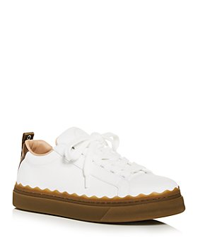 Chloé - Women's Lauren Low Top Sneakers