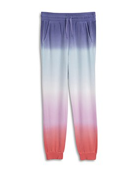 Splendid - Girls' Multi Dip Dyed Jogger Pants - Big Kid