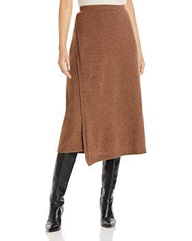 Lafayette 148 New York - Cashmere Wrap Skirt