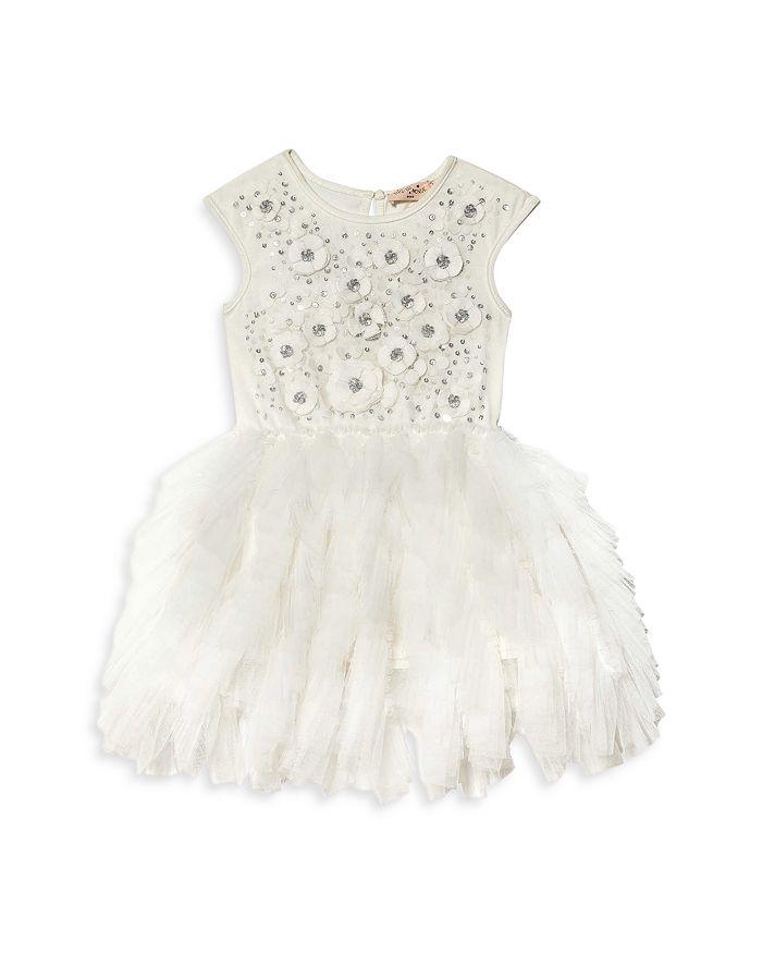 Tutu Du Monde GIRLS' EN ROSE TUTU DRESS - BABY