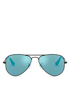 Ray-Ban - Junior Unisex Pilot Sunglasses, 50mm