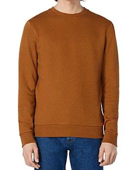 A.P.C. - Capitol Cotton Blend Fleece Sweatshirt