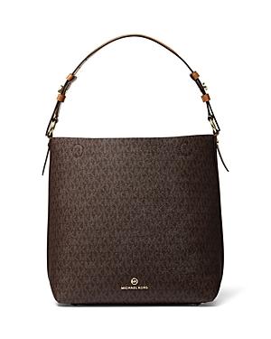 Michael Michael Kors Lucy Medium Hobo Shoulder Bag