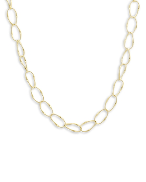 Marco Bicego 18K Yellow Gold Onde Link Necklace, 19-Jewelry & Accessories