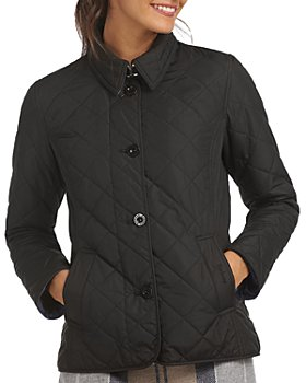 Barbour - Forth Quilted Coat