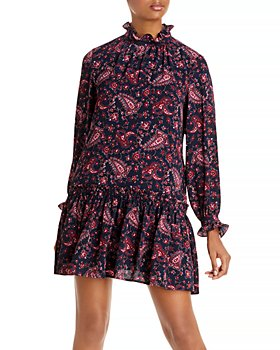 Rebecca Taylor - Madeleine Long Sleeve Dress