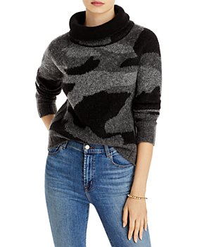 AQUA - Knit Turtleneck Sweater - 100% Exclusive