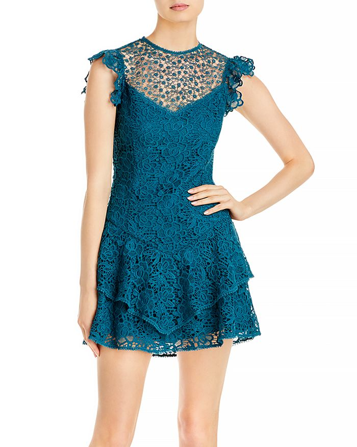 Lini Monica Dress - 100% Exclusive In Emerald
