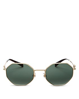 Valentino - Women's Octagon Sunglasses, 52mm