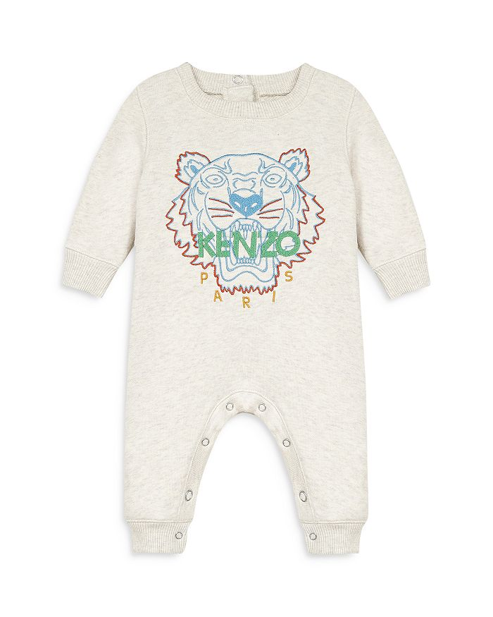 Kenzo - Unisex Tiger Logo Coverall - Baby