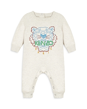 Kenzo Unisex Tiger Logo Coverall - Baby
