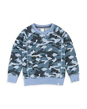 Sovereign Code - Boys' Kinsley Camo Print Sweatshirt - Little Kid, Big Kid