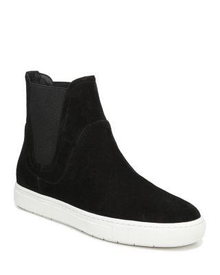 Nira Pull On High Top Sneakers