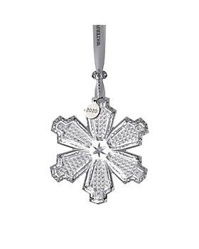 Waterford - Snowcrystal Ornament